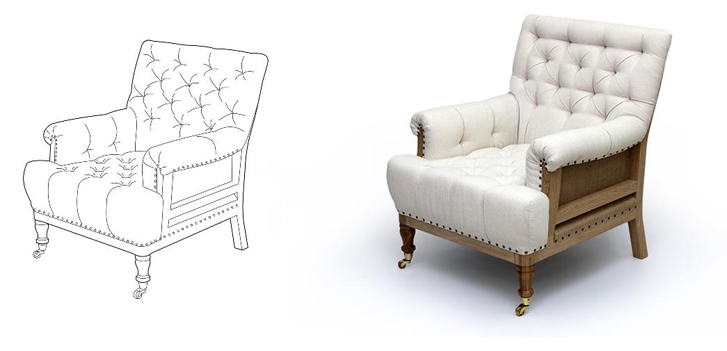 и разработки мебели,